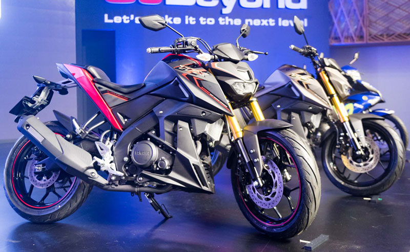Ngắm cận cảnh xe Yamaha TFX 150 2016 mới ra mắt tại Việt Nam 6