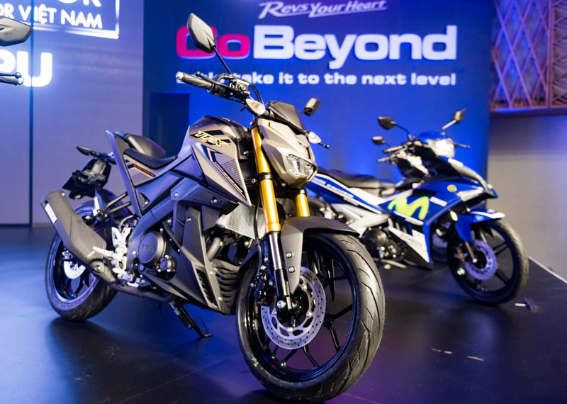 Ngắm cận cảnh xe Yamaha TFX 150 2016 mới ra mắt tại Việt Nam 4