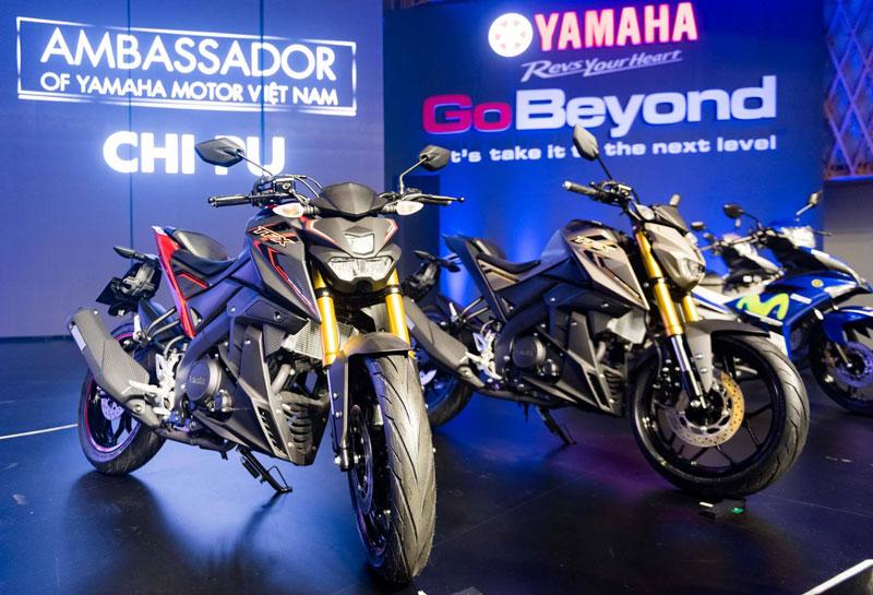 Ngắm cận cảnh xe Yamaha TFX 150 2016 mới ra mắt tại Việt Nam 2
