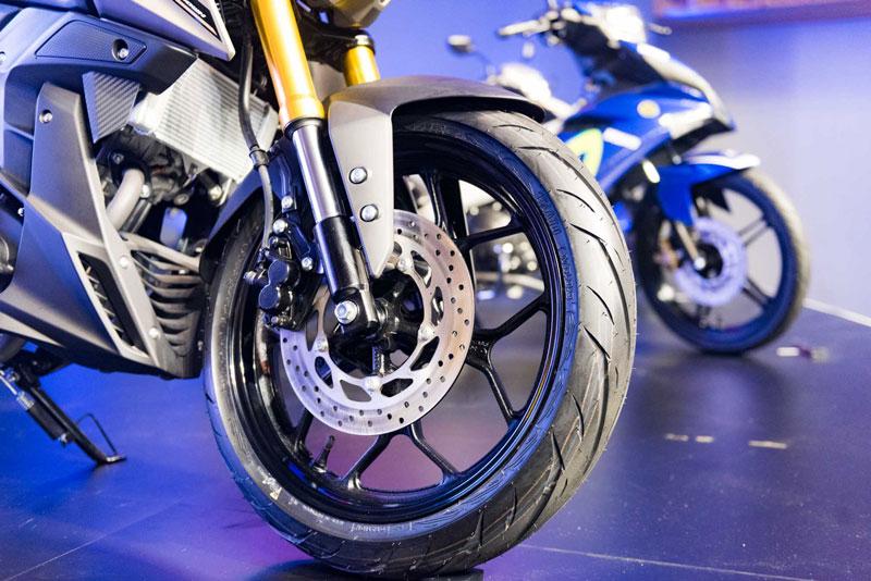 Ngắm cận cảnh xe Yamaha TFX 150 2016 mới ra mắt tại Việt Nam 15
