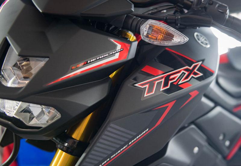 Ngắm cận cảnh xe Yamaha TFX 150 2016 mới ra mắt tại Việt Nam 14