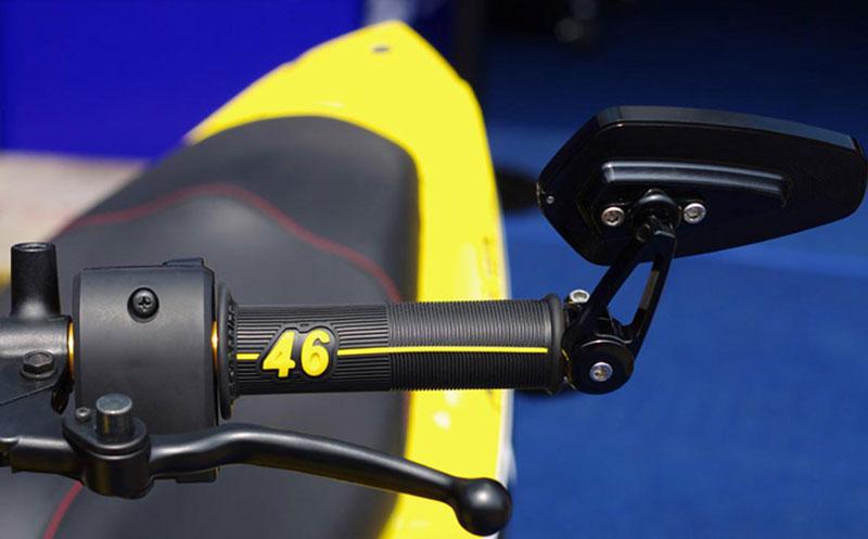 Cận cảnh xe Yamaha Aerox 125 LC mẫu tay ga giá rẻ với 31 triệu VNĐ 12