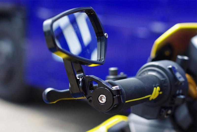 Cận cảnh xe Yamaha Aerox 125 LC mẫu tay ga giá rẻ với 31 triệu VNĐ 11