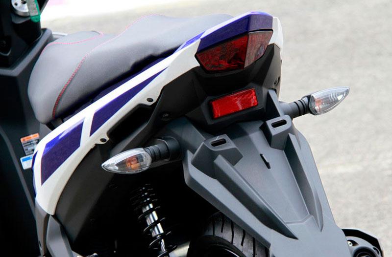 Cận cảnh xe Yamaha Aerox 125 LC mẫu tay ga giá rẻ với 31 triệu VNĐ 20