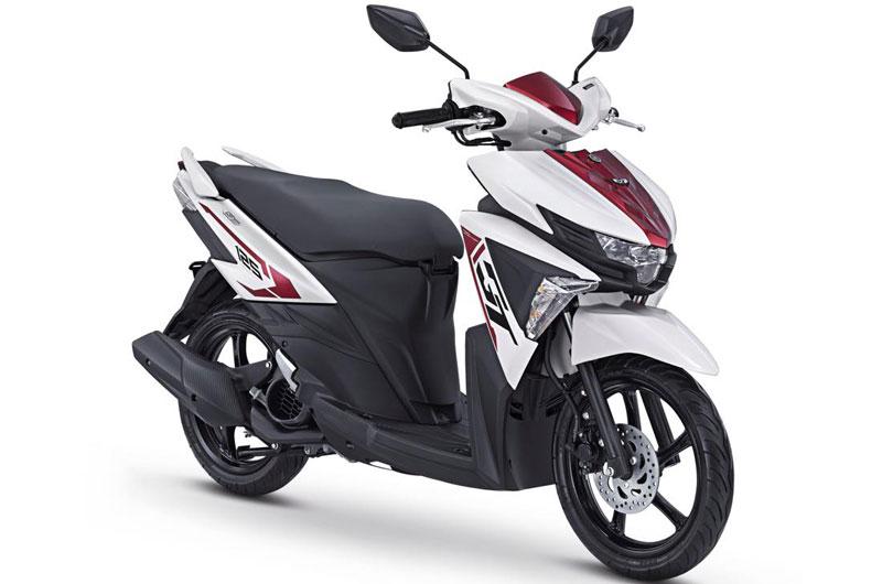 Cận cảnh xe Yamaha Aerox 125 LC mẫu tay ga giá rẻ với 31 triệu VNĐ 1