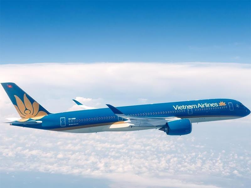 Dòng máy bay A350 XWB mà Vietnam Airlines đang khai thác.