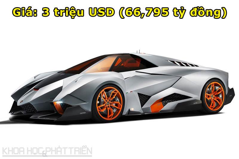 Top 10 Sieu Xe Lamborghini đắt Nhất Trong Lịch Sử