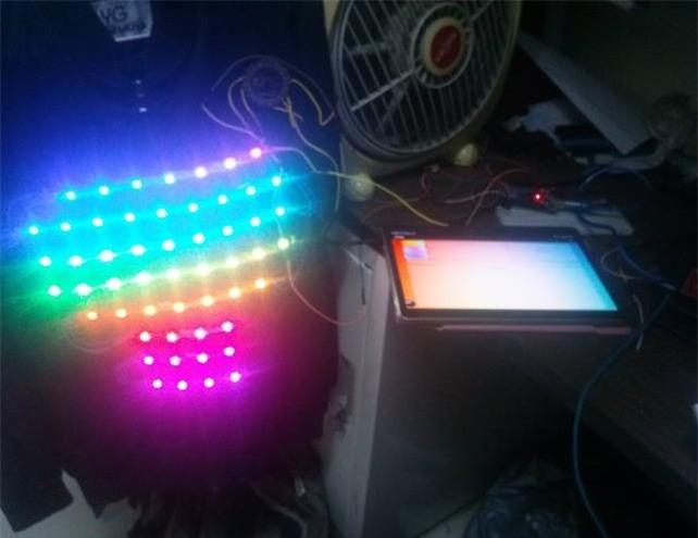anh 1 - Dancing Led