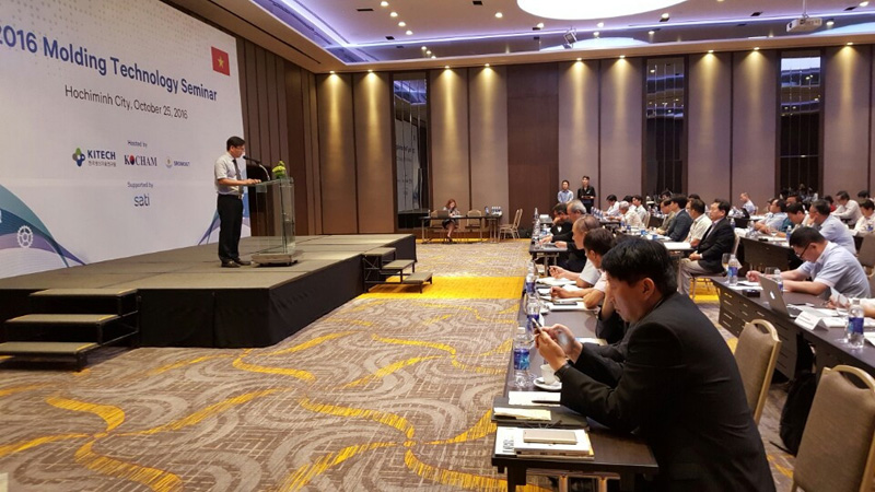 Ông Phạm Xuân Đà - Cục trưởng Cục công tác phía Nam phát biểu khai mạc Hội thảo