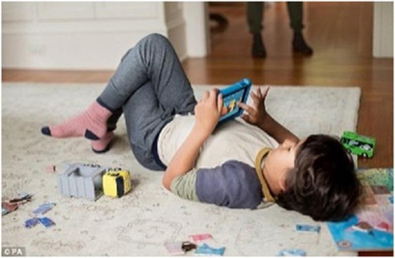 ipad có thể được tận dụng và khai thác trở thành một tác động giáo dục tốt cho trẻ em.