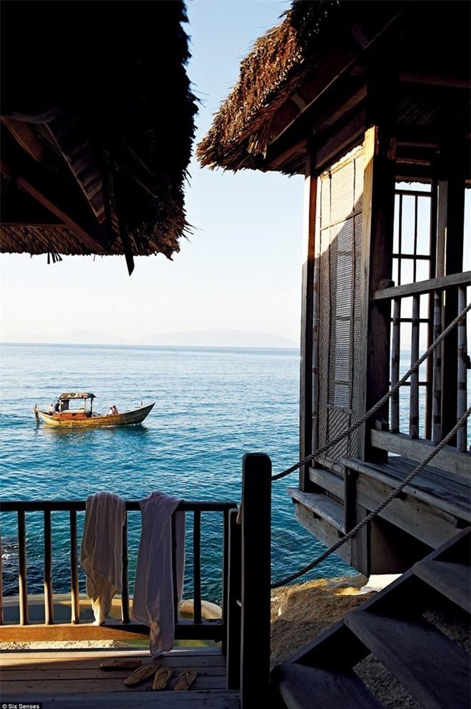 Nhung resort ven bien sang trong bac nhat Viet Nam hinh anh 5