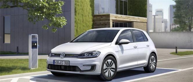 Hình ảnh phát họa VW e-Golf Model 3 - Ảnh: Slash Gear