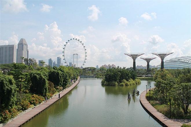 Nhung diem tham quan mien phi day hap dan o Singapore hinh anh 2