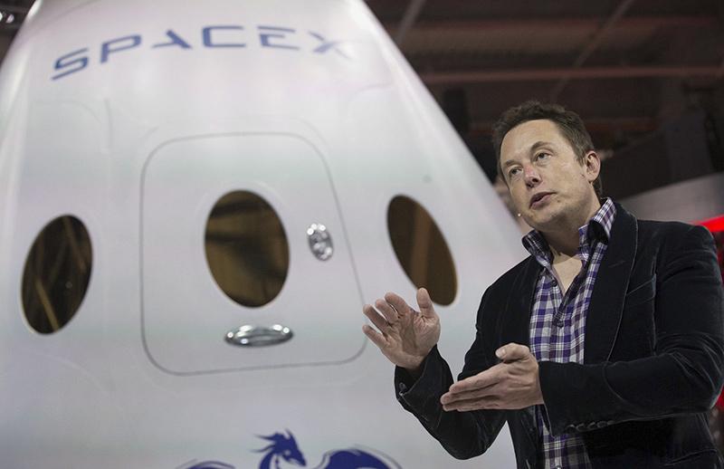 Elon Musk và tham vọng chinh phục không gian. Ảnh: Reuters