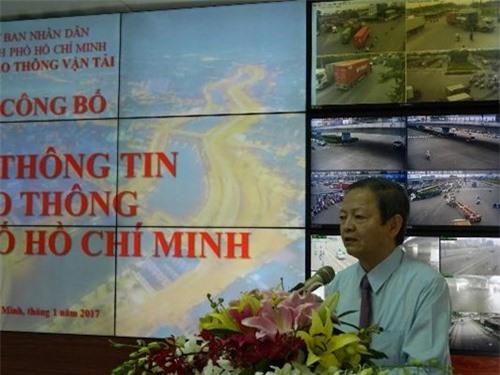 TPHCM hướng dẫn giao thông qua mạng để giảm kẹt xe ảnh 1