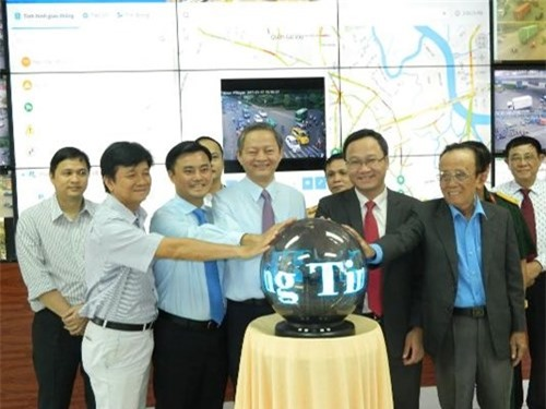 TPHCM hướng dẫn giao thông qua mạng để giảm kẹt xe ảnh 2