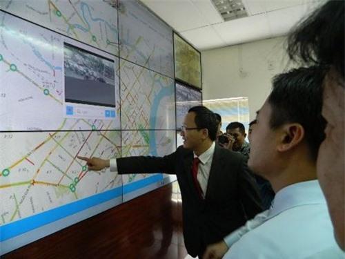 TPHCM hướng dẫn giao thông qua mạng để giảm kẹt xe ảnh 3