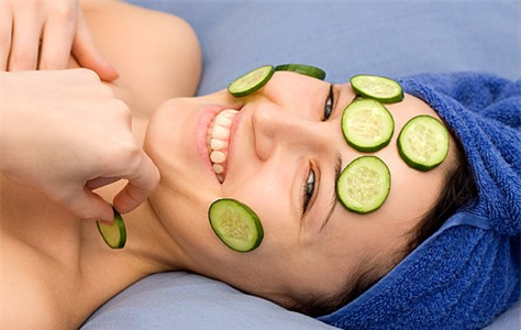 Chăm sóc da sau khi làm sạch