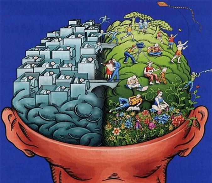 Thả lỏng não một chút cũng không sao.
