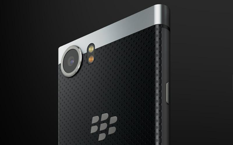 Camera cấu hình mạnh và cho hình ảnh 4K của Blackberry KeyOne.