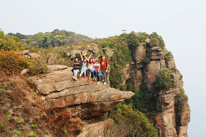 Đây là điểm đến hấp dẫn của những phượt thủ khi ghé qua Sơn La. Ảnh: blog phaluong-mocchau.