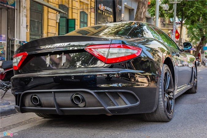 Xe hiem Maserati GranTurismo MC Stradale hon 9 ty tai Ha Noi hinh anh 4