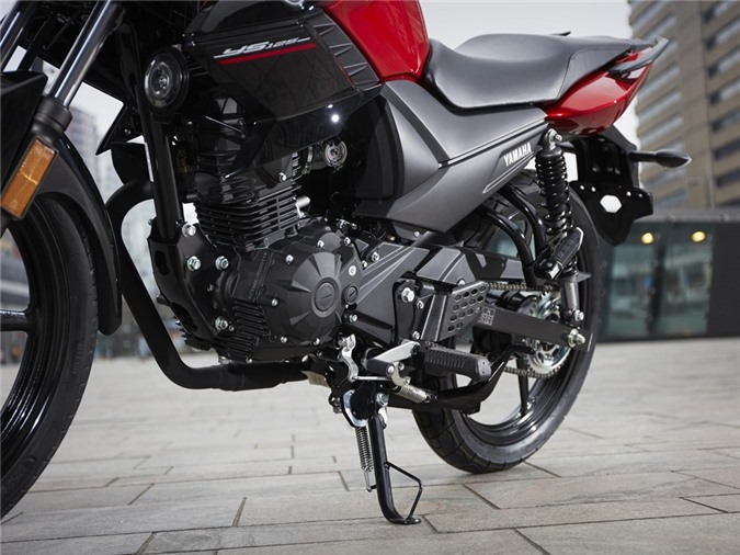 Yamaha YS125 - nakedbike cho nguoi moi choi hinh anh 4