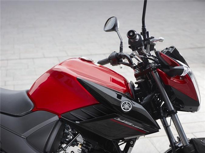 Yamaha YS125 - nakedbike cho nguoi moi choi hinh anh 9