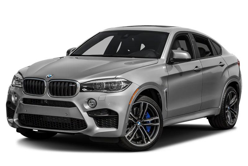 5. BMW X6 M 2017.