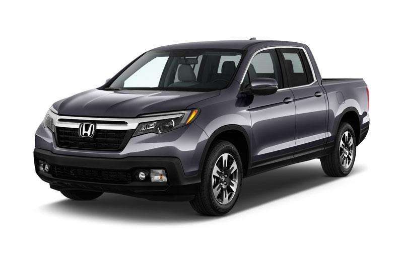 Xe bán tải cỡ nhỏ tốt nhất: Honda Ridgeline.