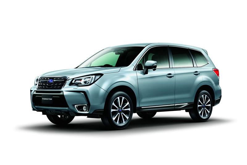 Xe SUV cỡ nhỏ tốt nhất: Subaru Forester.