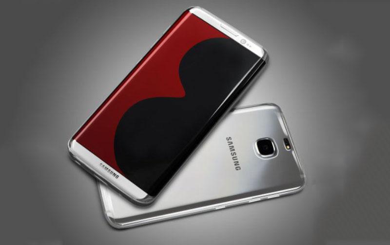 Hình ảnh rò rỉ của Samsung Galaxy S8