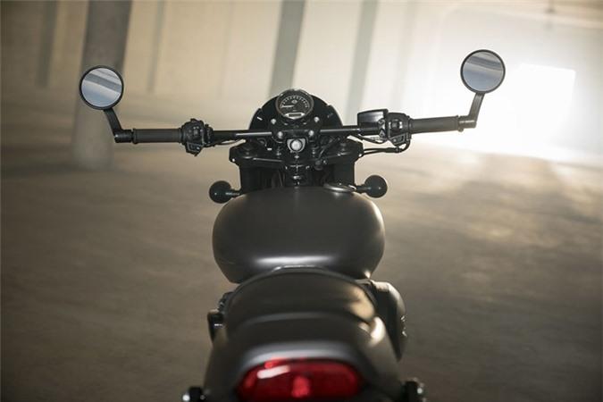 Moto Harley-Davidson Street Rod 750 moi