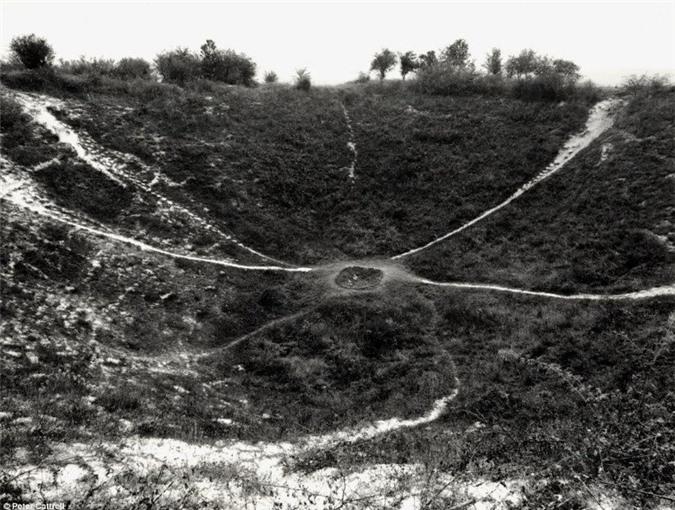 Vụ nổ này làm 1 vạn lính Đức thiệt mạng.