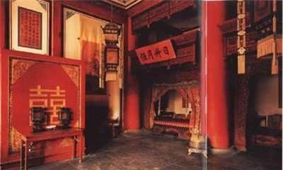 Đêm động phòng của các bậc đế vương Trung Hoa