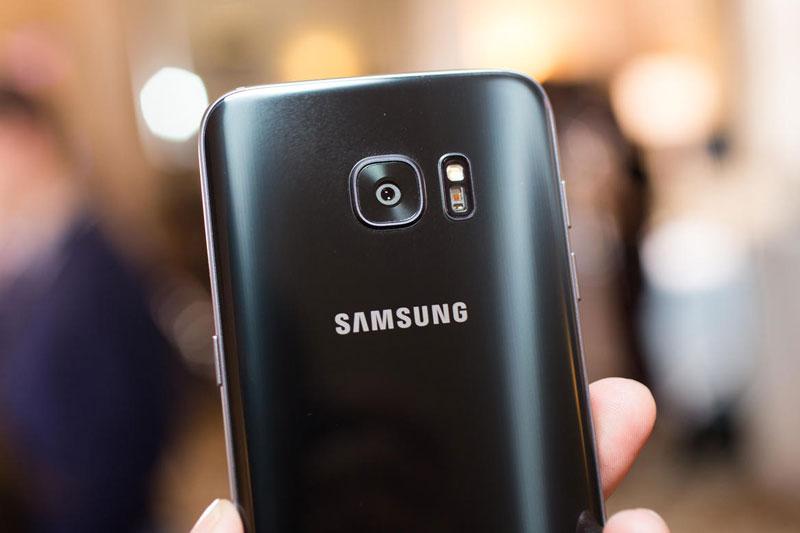 Camera sau của Galaxy S8 cho khả năng quay video Slow Motion với tốc độ lên tới 1.000 khung hình/giây. Ảnh minh hoạ.