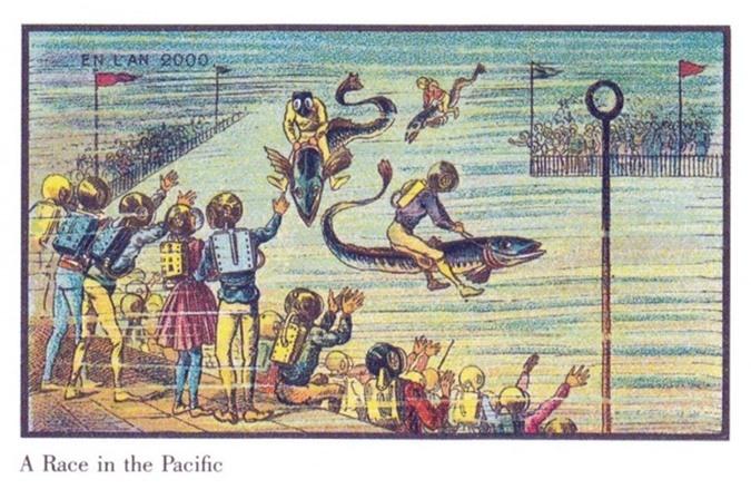 100 năm trước, con người dự đoán về tương lai thế nào? - 10