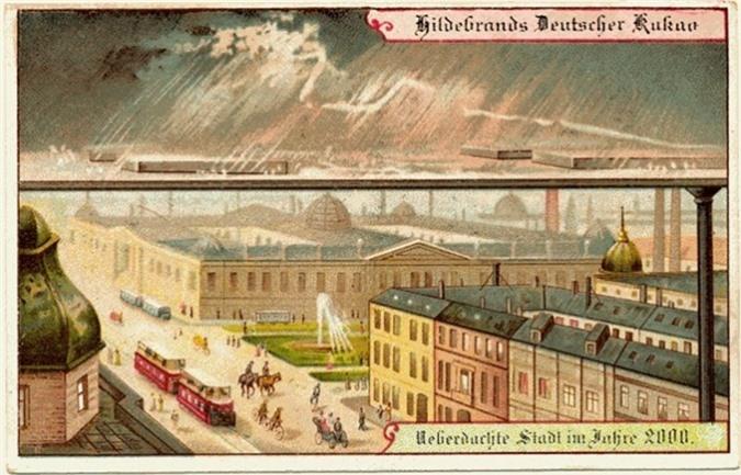 100 năm trước, con người dự đoán về tương lai thế nào? - 16