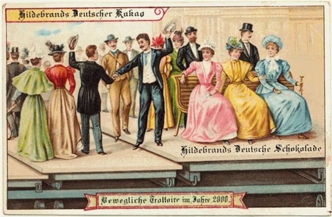 100 năm trước, con người dự đoán về tương lai thế nào? - 17