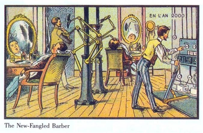 100 năm trước, con người dự đoán về tương lai thế nào? - 2