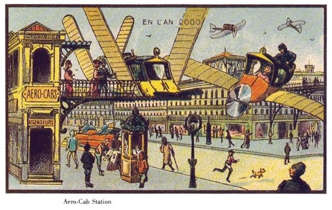 100 năm trước, con người dự đoán về tương lai thế nào? - 3