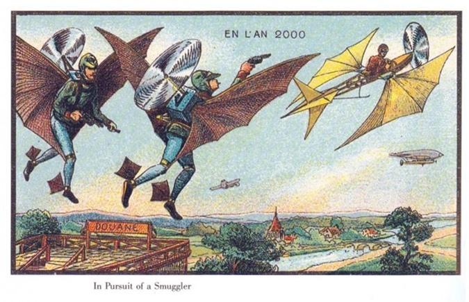 100 năm trước, con người dự đoán về tương lai thế nào? - 5