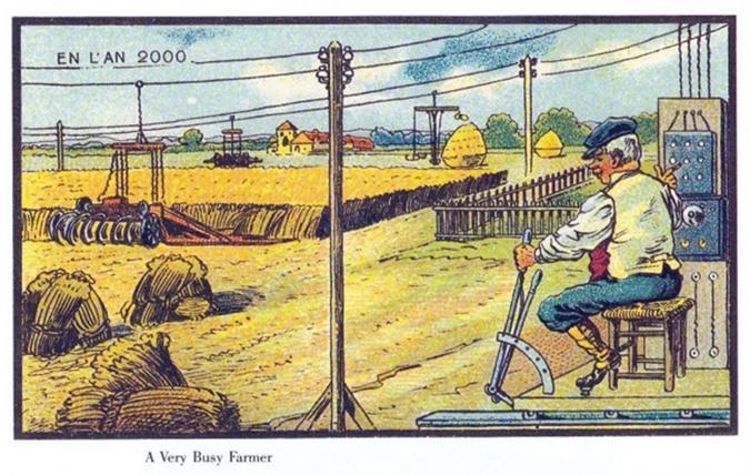 100 năm trước, con người dự đoán về tương lai thế nào? - 7