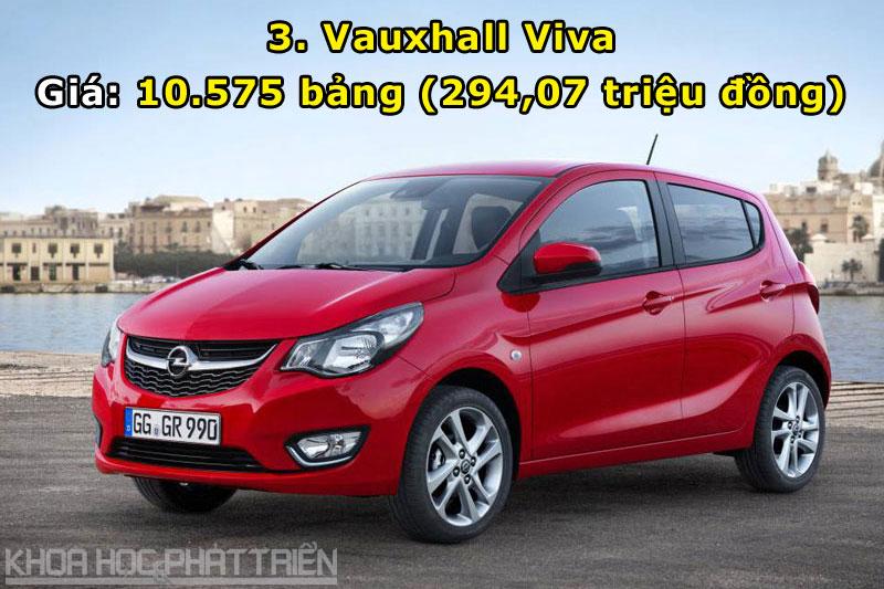 3. Vauxhall Viva.