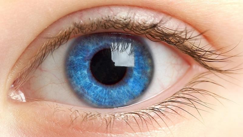 Con mắt là cửa sổ tâm hồn. Ảnh minh họa.