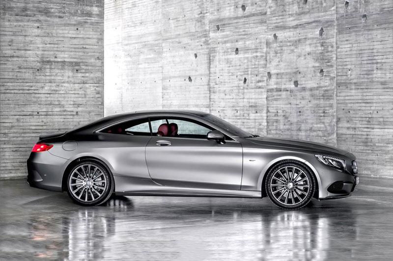 1. Mercedes S-Class.
