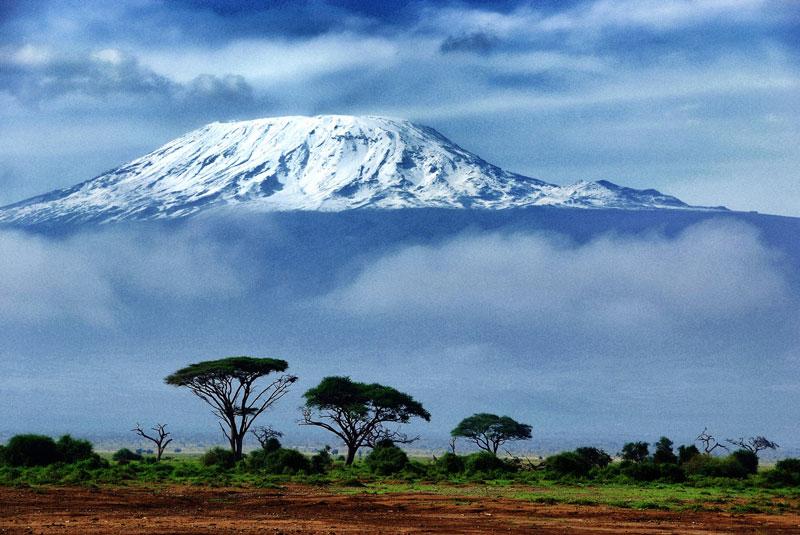Giai đoạn từ 1912 đến nay đã chứng kiến sự biến mất của hơn 80% băng phủ trên Kilimanjaro.
