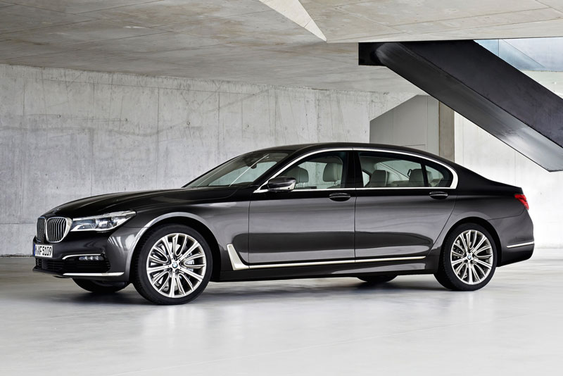 5. BMW 7 Series.