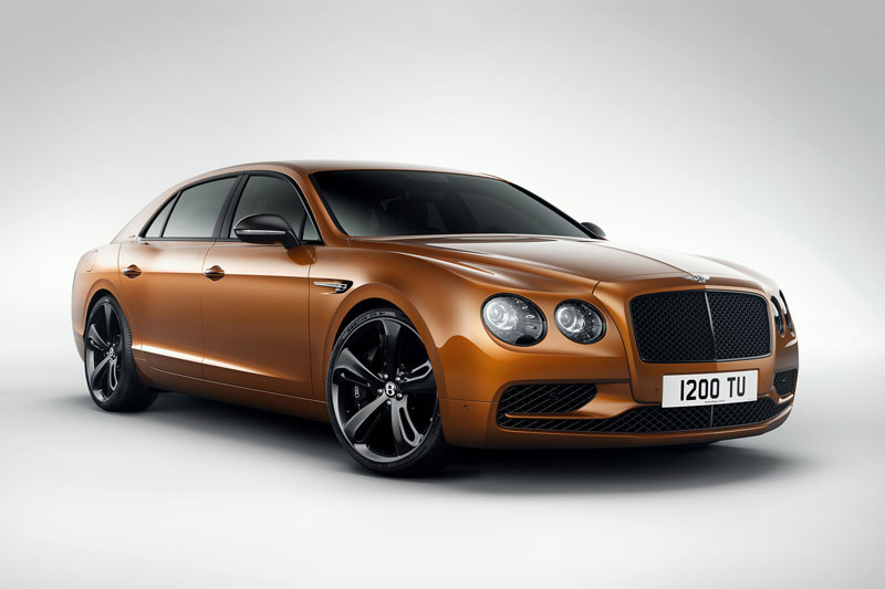 8. Bentley Flying Spur.