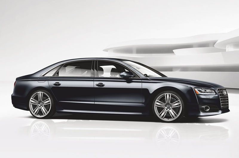 9. Audi A8.